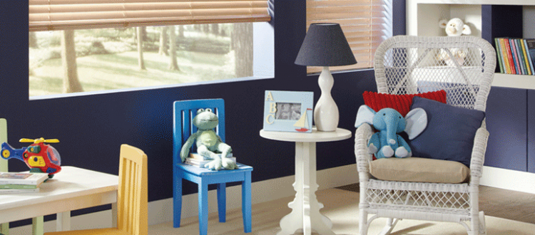 child-safe window coverings