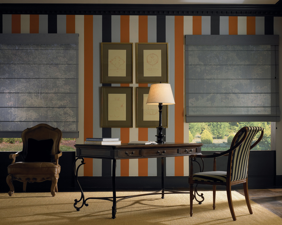 add color to your open concept living space wallpaper paint accent wall