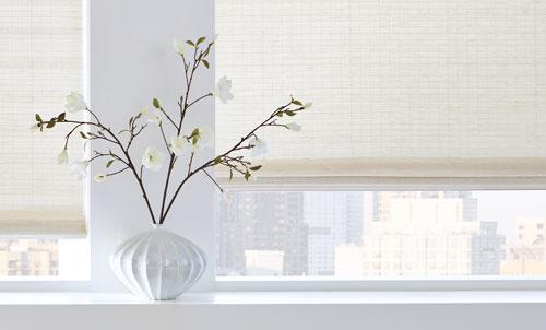 white decor white shades