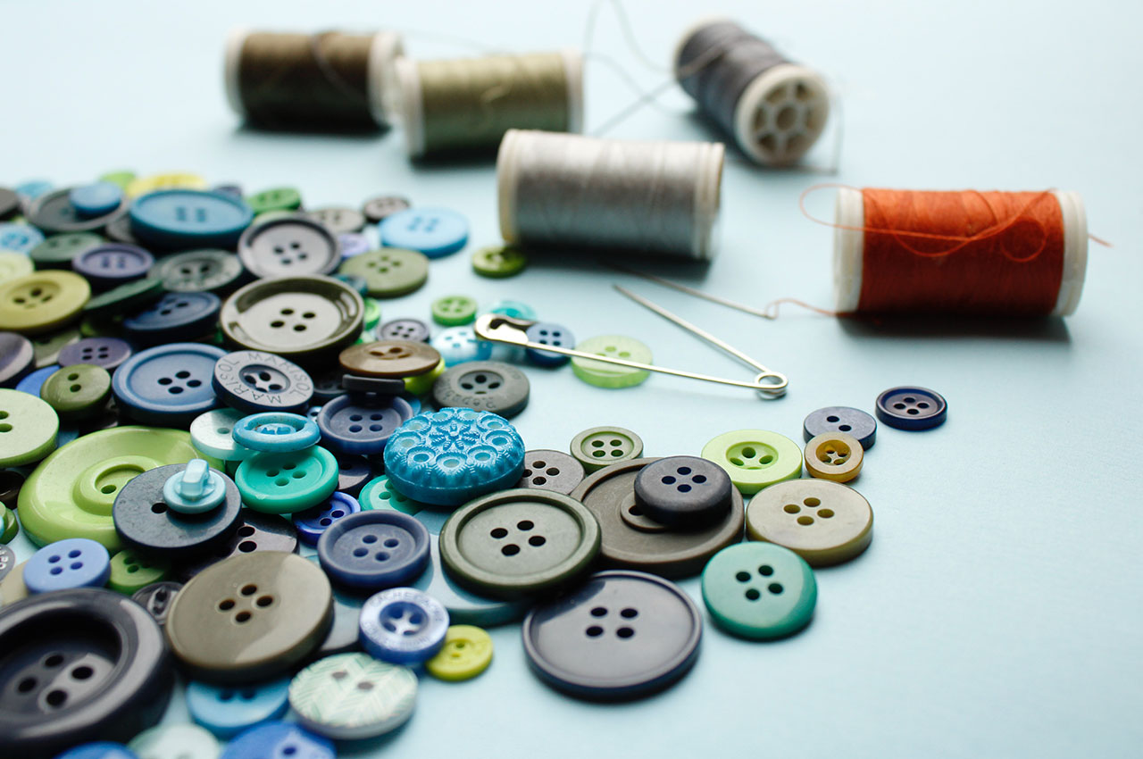 How to Sew on a Button [Step by Step]